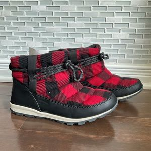 NWT Sorel Whitney Winter Waterproof Ankle Boots